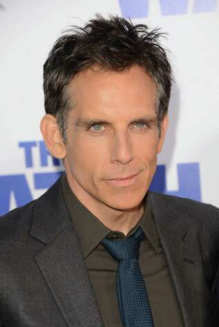 9. Ben Stiller (Studios received $6.50 in returns for every $1 he was paid.) Photo: Jason Merritt, Getty Images / 2012 Getty Images