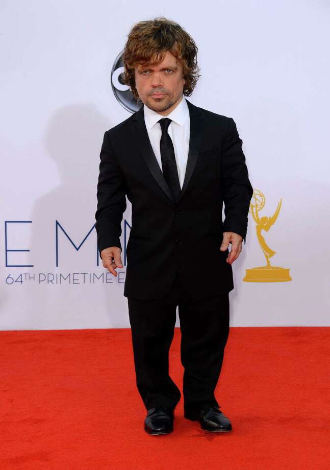 Peter Dinklage has been a vegetarian since he was 16.  Photo: Frazer Harrison, Getty Images / 2012 Getty Images