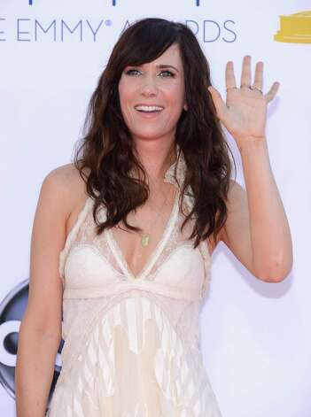 Kristen Wiig is a 2011 award winner for PETA's sexiest vegetarian.  Photo: Kevork Djansezian, Getty Images / 2012 Getty Images
