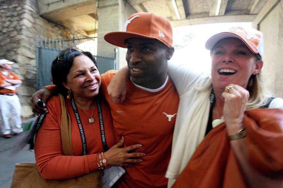 Ricky Williams was a star for UT and in the NFL.  Photo: TOM REEL, San Antonio Express-News / San Antonio Express-News