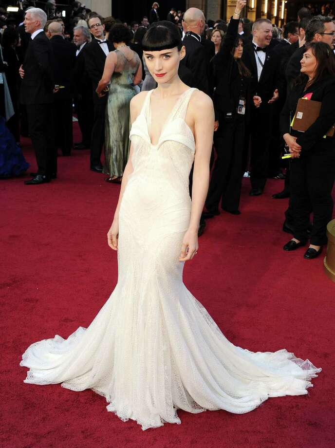 Rooney Mara was a finalist for PETA's 2012 list. Photo: Michael Buckner, Getty Images / 2012 Getty Images