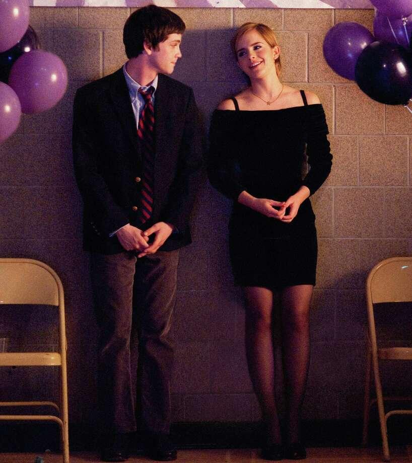 "Choice Movie (Liplock): Logan Lerman and Emma Watson, ""The Perks of Being a Wallflower"" Photo: Summit Entertainment / Summit Entertainment, LLC"