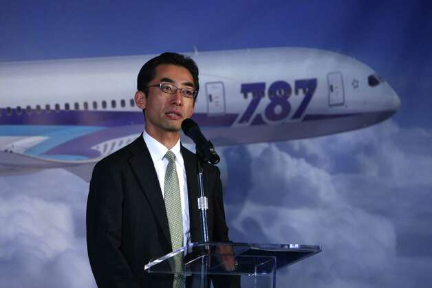 All Nippon Airways Senior Vice President for the Americas Yuji Hirako 