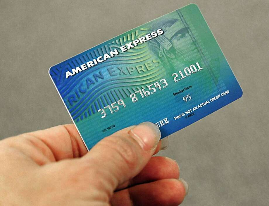 American Express violated a range of consumer safeguards, the federal government contends. Photo: Karen Bleier, AFP/Getty Images