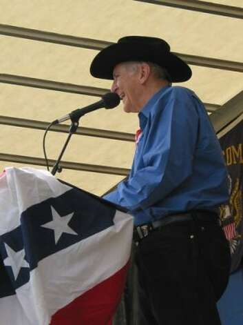 Rep. Sam Johnson of Plano speaks at an event in Wylie. (Rep. Johnson\\\\\\\\\\\\\\\\\\\\\\\\\\\\\\\\\\\\\\\\\\\\\\\\\\\\\\\\\\\\\\\\\\\\\\\\\\\\\\\\\\\\\\\\\\\\\\\\\\\\\\\\\\\\\\\\\\\\\\\\\\\\\\\'s Twitter feed)