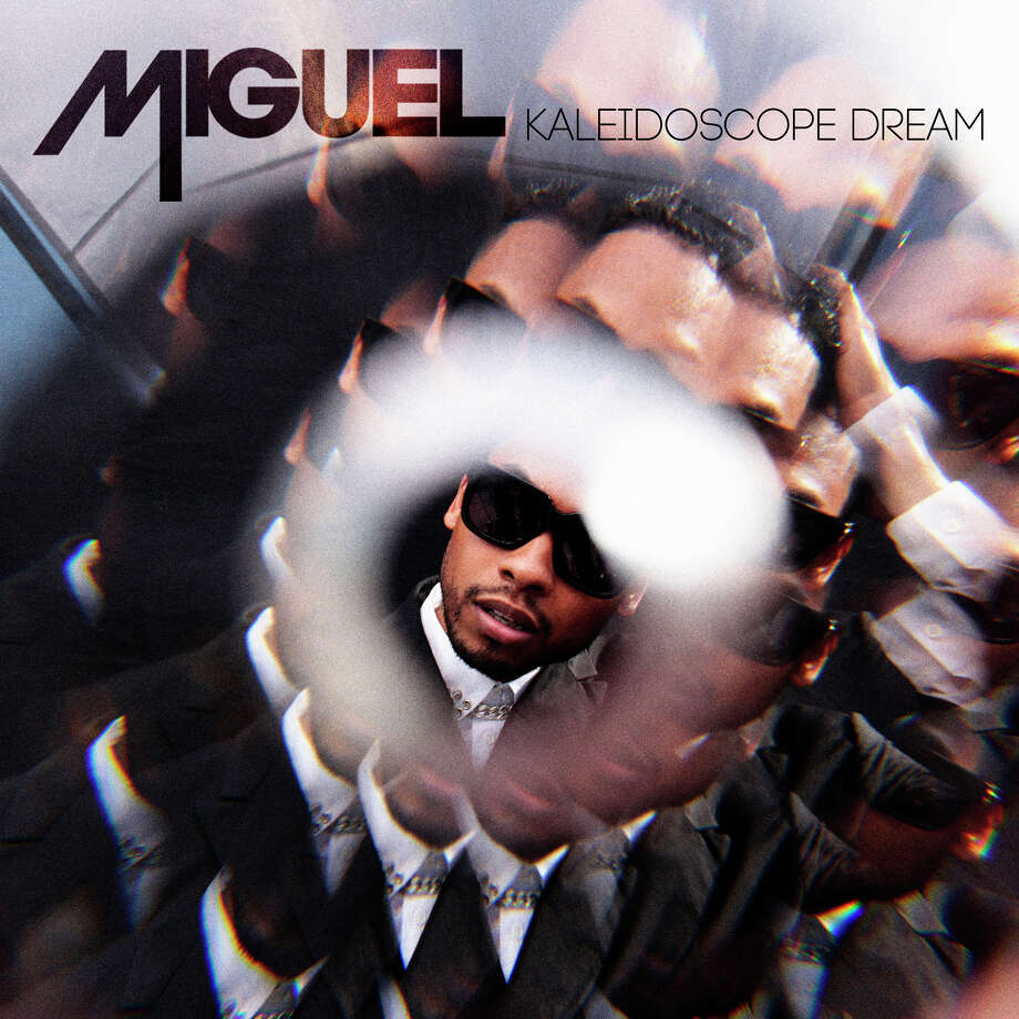 "This CD cover image released by RCA Records shows the latest release by Miguel, ""Kaleidoscope Dream."" Photo: RCA Records / RCA Records"