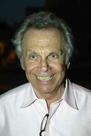 1959: Co-host Mort Sahl Photo: Frazer Harrison, Getty Images / 2003 Getty Images