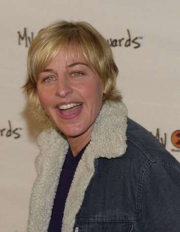 2007: Ellen DeGeneres (Photo by Chris Weeks/Liaison) Photo: Chris Weeks, Getty Images / Getty Images North America