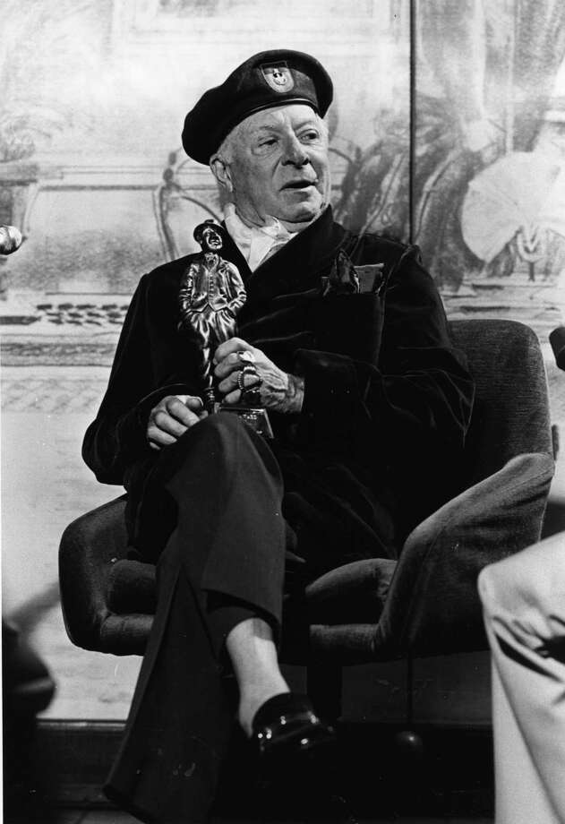 1937: George Jessel Photo: Peter Leyden, Getty Images / Hulton Archive