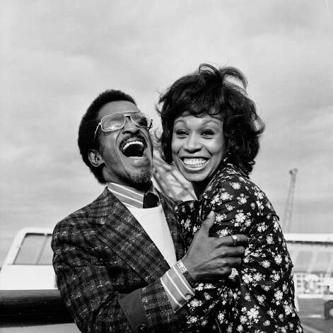 1972: Co-host Sammy Davis, Jr. Photo: Chris Wood, Getty Images / Hulton Archive