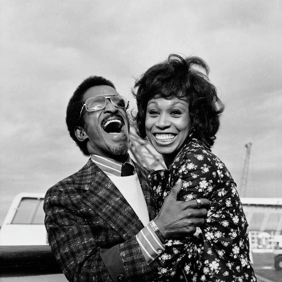 1972: Co-host Sammy Davis, Jr. Photo: Chris Wood, Getty Images / Hulton Archive