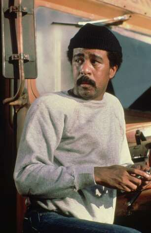 1977: Co-host Richard Pryor Photo: Hulton Archive, Getty Images / Hulton Archive