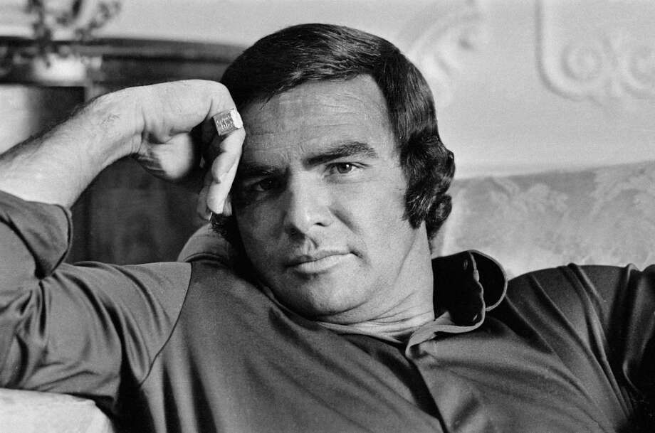 1974: Co-host Burt Reynolds Photo: Terry Disney, Getty Images / Hulton Archive