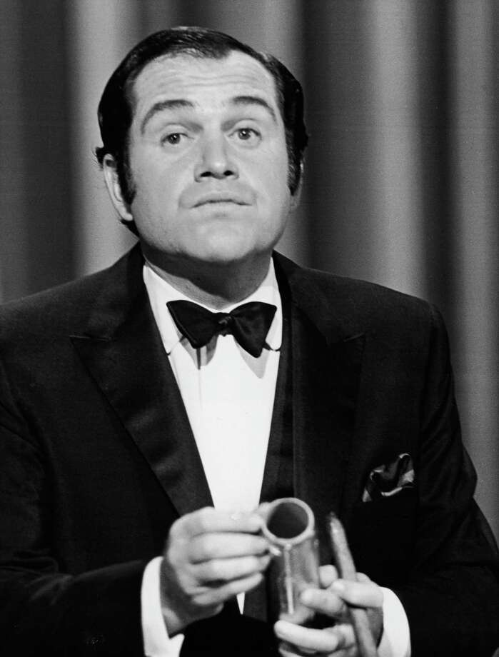 1972: Co-host Alan King Photo: NBC Television, Getty Images / 2004 Getty Images