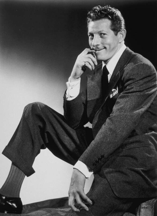 1952: Danny Kaye Photo: Baron, Getty Images / Hulton Archive