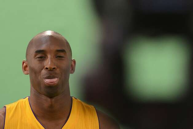 Kobe Bryant Photo: Harry How, Getty Images