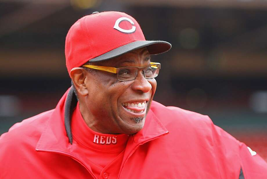 Dusty Baker says he was fortunate his mini-stroke occurred while he was at a hospital. Photo: Dilip Vishwanat, Getty Images