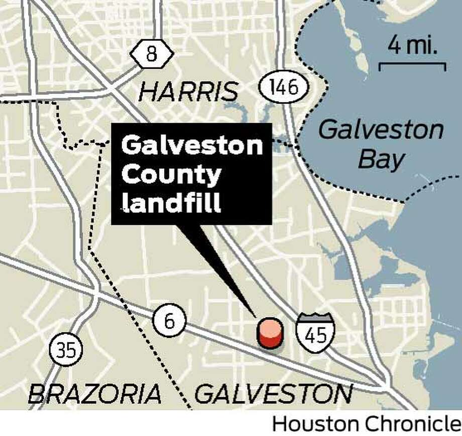 Couple plans to sue over Galveston County landfill Houston Chronicle