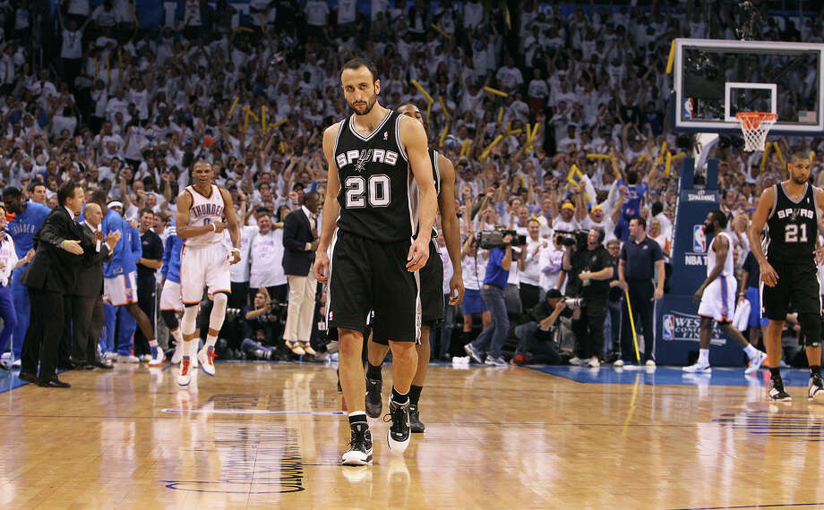 NBA pundits predict the Spurs' championship window is closing. Photo: Kin Man Hui, . / © 2012 San Antonio Express-News