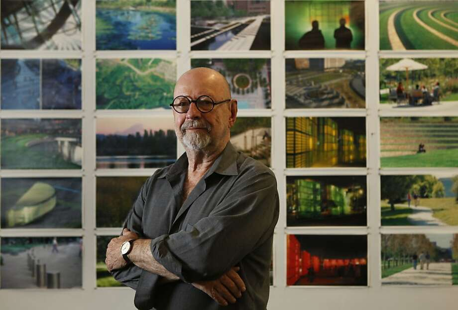 Architect Peter Walker has won the $100,000 J.C. Nichols Prize. Photo: Lance Iversen, The Chronicle