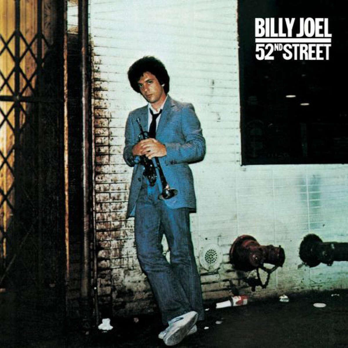 """Billy Joel's """"52nd Street."""""""