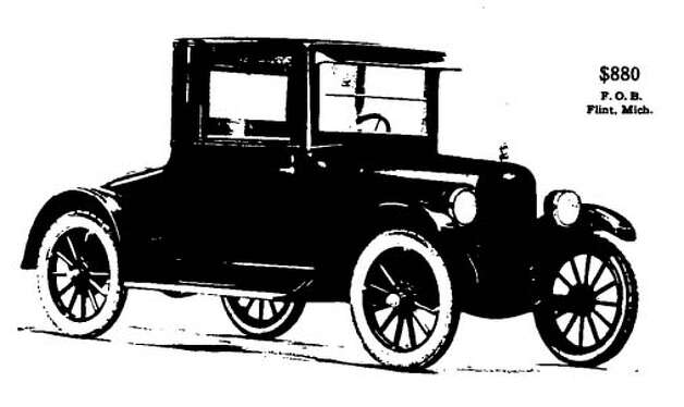 38. 1923 Chevy Series M -- Nearly all of these models were recalled due to some sort of problem. (Photo: Chevrolet)