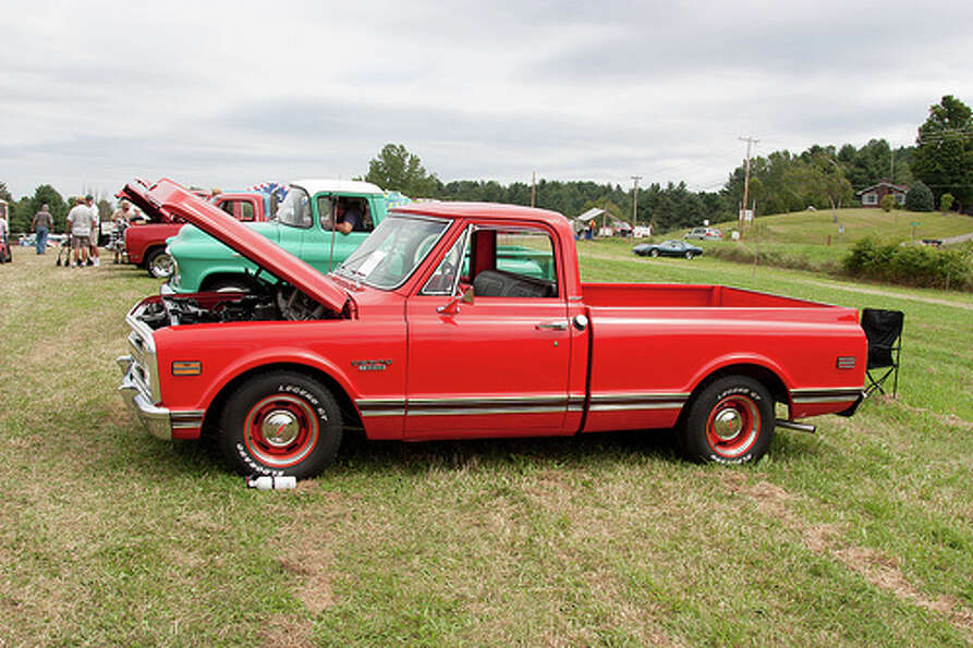 39. 1978 Chevy C/K Diesel -- This car had engine problems that doomed it from its start.