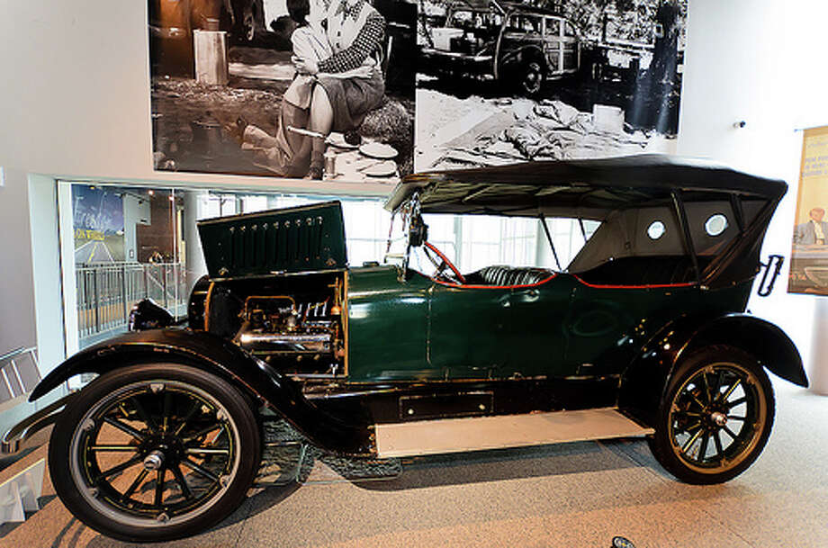 11. 1917 Chevy Series D -- It seems a bit cruel for Edmunds  to put a car from 1917 on this list, but they did. The Chevy Series D was the first V8 in a Chevy, but it didn't perform well. (Photo: Saucemania, Flickr)