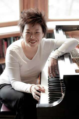 Pianist Katherine Chi is slated to perform with the San Antonio Symphony this weekend. Photo: Courtesy San Antonio Symphony