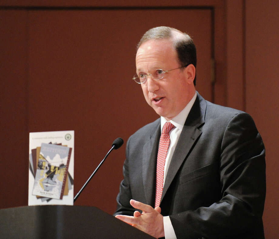 U.S. Attorney David Fein of Greenwich appears in this file photo. Photo: Bob Luckey / Greenwich Time
