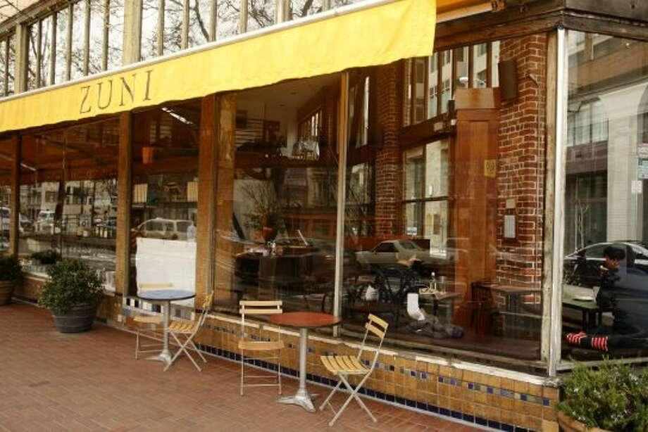 9. Zuni Cafe. Last year: 9. (SFC)
