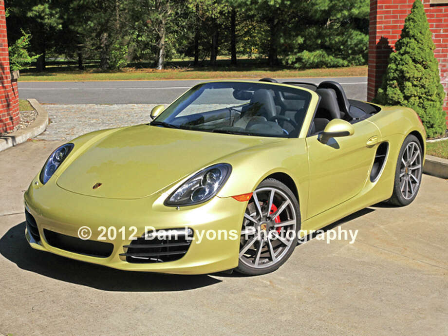 2013 Porsche Boxster S (photo by Dan Lyons) / copyright: Dan Lyons - 2012