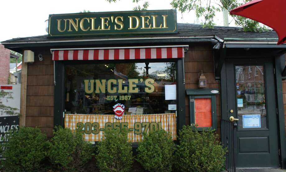 Uncle's Deli at 1041 Boston Post Road in Darien, Conn. celebrated its 25th anniversary this year. Oct. 2, 2012 Photo: Megan Davis