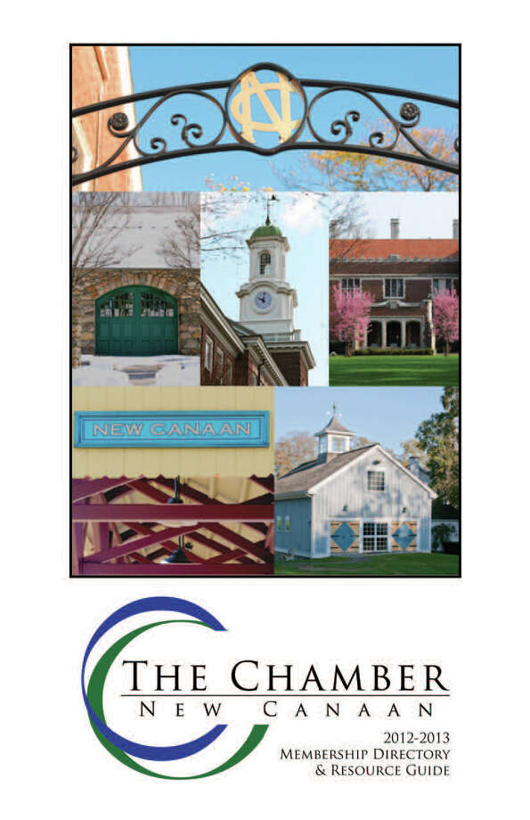 The New Canaan Chamber of Commerceís updated membership directory is now available. Photo: Contributed Photo