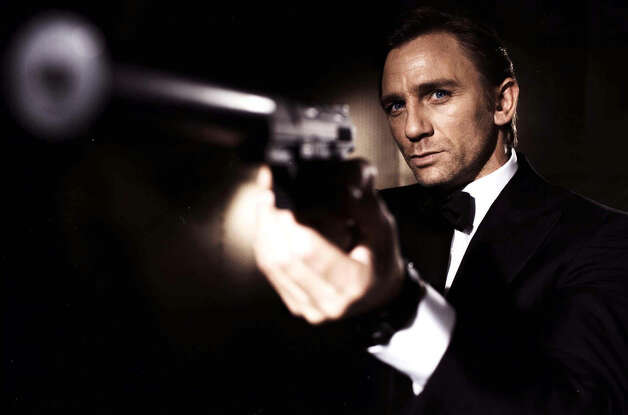 2006: Casino Royale — Daniel Craig as the latest James Bond in the new Bond film Casino Royale which will premiered in London in 2006. Photo: Associated Press