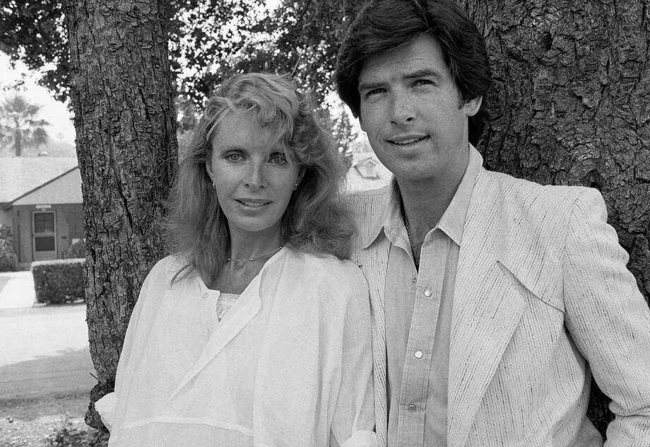 "For Your Eyes Only, 1981Pierce Brosnan didn't get a chance to play Bond until 1995, but his then wife, Cassandra Harris, starred in ""For Your Eyes Only"". Photo: Colin Crawford, Associated Press / AP1983"