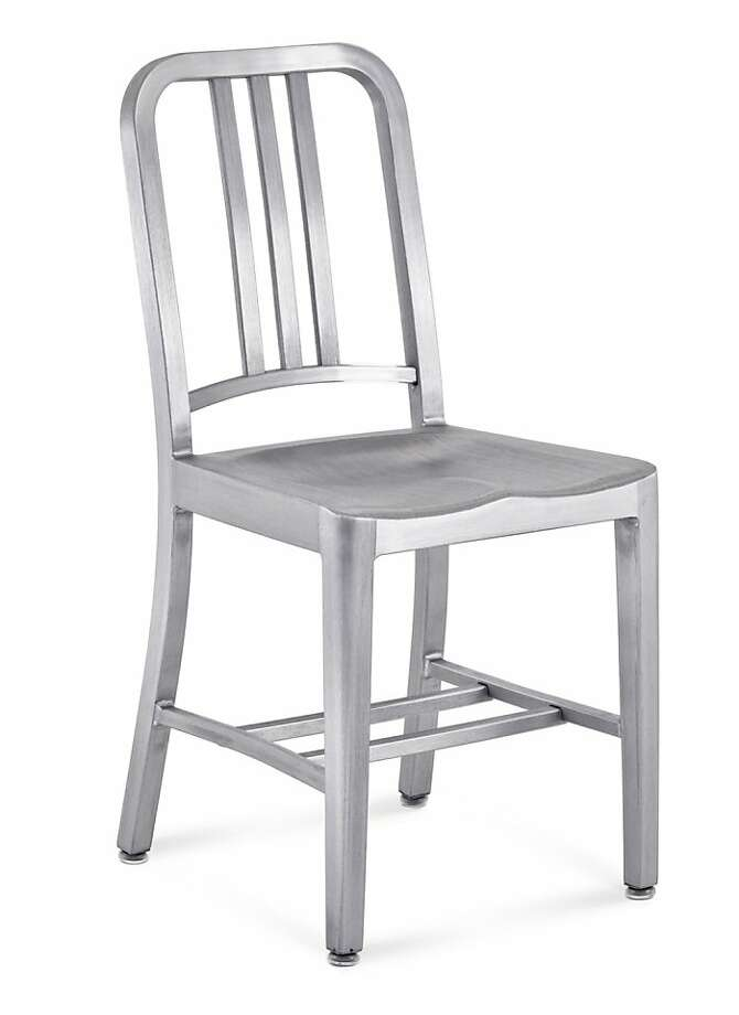 Emeco said Restoration Hardware copied this chair's design. Photo: Emeco Industries