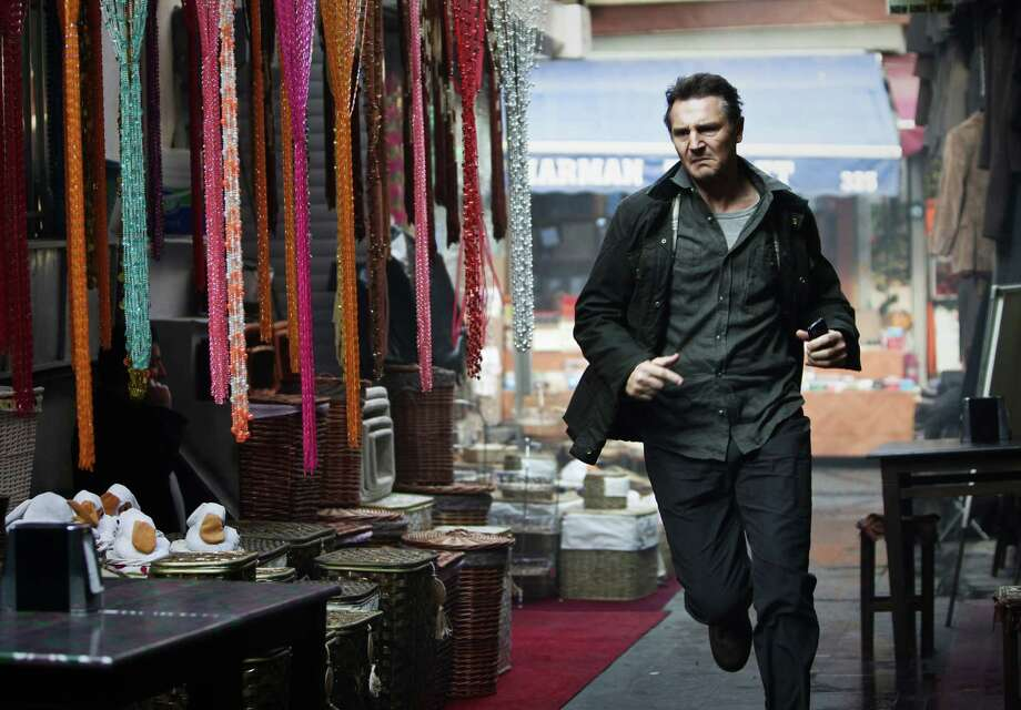 "Liam Neeson reprises his role as Bryan Mills in ""Taken 2."" Photo: Magali Bragard, Associated Press / 20th Century Fox"