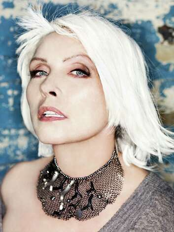 "Deborah Harry, lead singer of the American New Wave band Blondie, will be joining her band mates for a show on Sunday, Oct. 7, 2012, at the Capitol Theatre, 149 Westchester Ave, Port Chester, N.Y. Last year, the band released its ninth album, ""Panic of Girls."" For more information, call 914-937-4126 or visit www.thecapitoltheatre.com. Contributed photo/F. Scott Schafer Photo: Contributed Photo / Stamford Advocate Contributed"