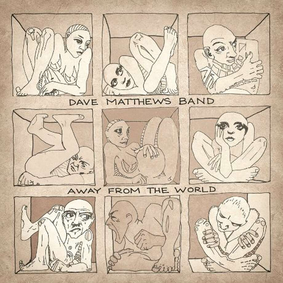 """""""Away From the World"""" by Dave Matthews Band Photo: RCA Records"""