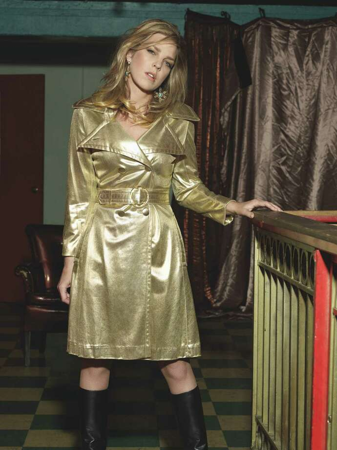 """Diana Krall remakes songs from the '20s and '30s on her new CD, """"Glad Rag Doll."""" Photo: Mark Seliger / San Antonio Express-News"""