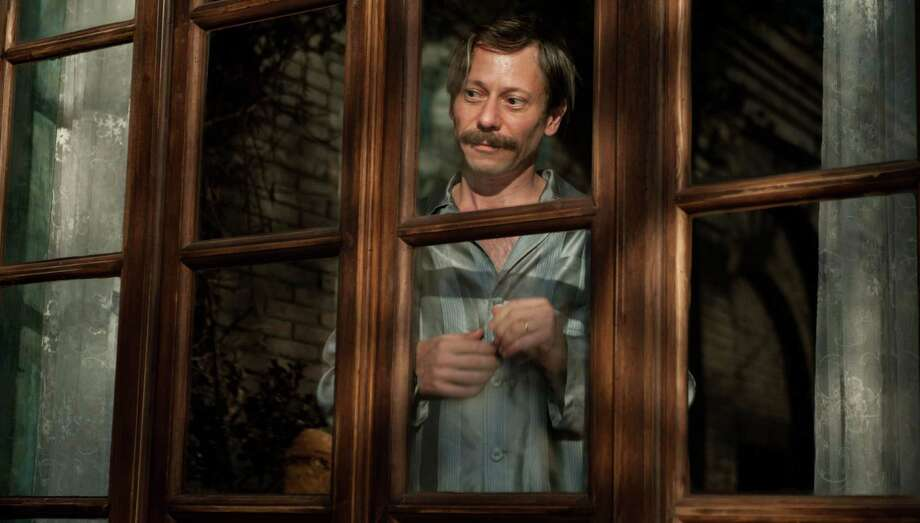 "Mathieu Amalric as Nasser Ali in, ""Chicken with Plums."" Photo: Patricia Khan, Sony Pictures Classics / ONLINE_YES"