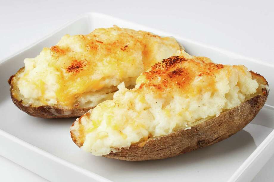 Twice Baked Potatoes also make great leftovers. Photo: Michael Paulsen / © 2012 Houston Chronicle