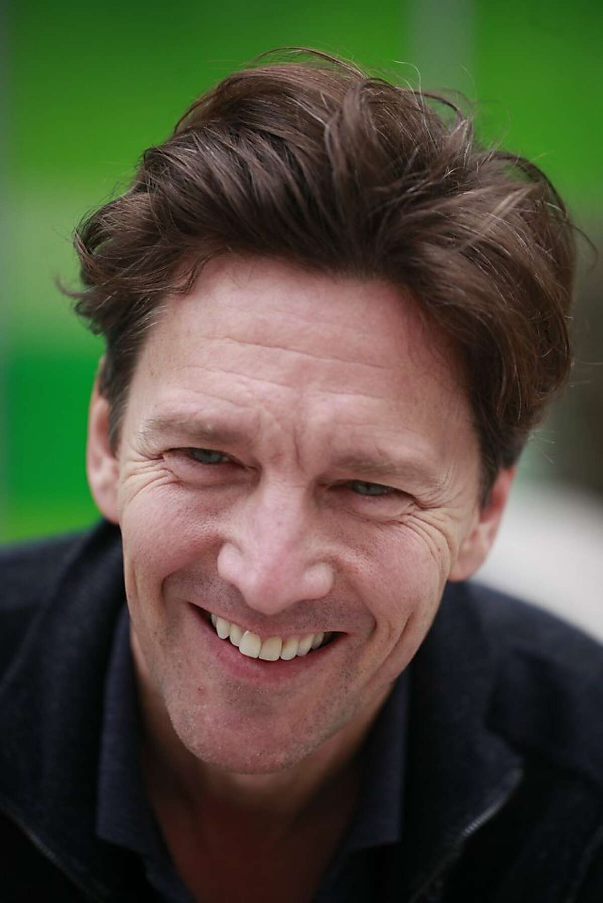 Andrew McCarthy, author of