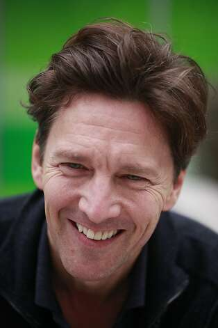 "Andrew McCarthy, author of ""The Longest Way Home."" Photo: Mike Kepka, The Chronicle"
