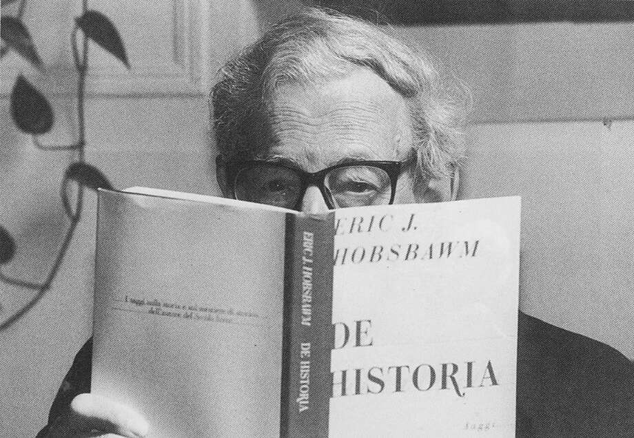 Eric Hobsbawm was noted for his ability to make history come alive through compelling storytelling. Photo: HANDOUT