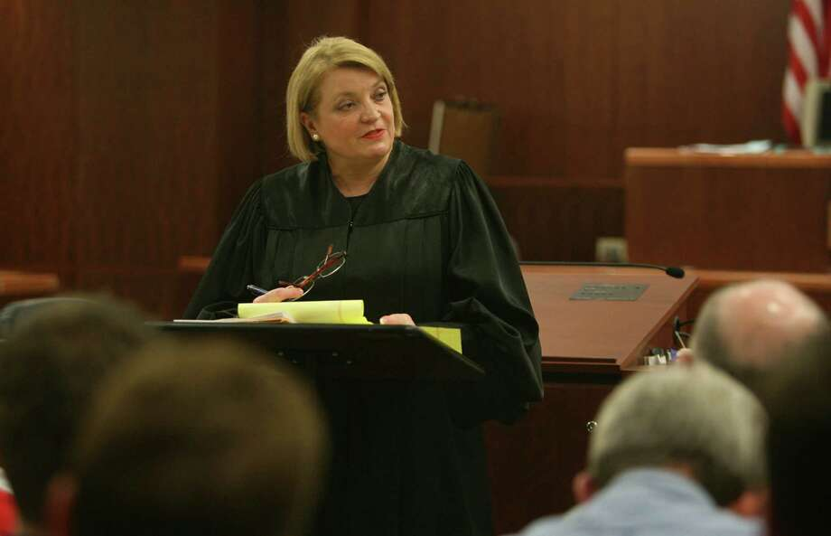 "State District Judge Jan Krocker says people with mental health issues ""deserve to be treated differently. They deserve to be treated as individuals."" Photo: Mayra Beltran / Houston Chronicle"