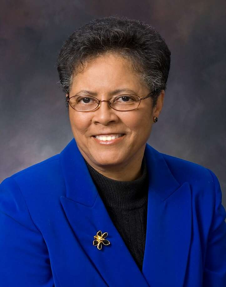 Thelma Scott-Skillman had been an interim vice chancellor. Photo: -, Folsom Lake College