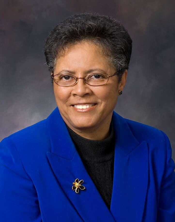 Thelma Scott-Skillman had been an interim vice chancellor. Photo: -, Folsom Lake College