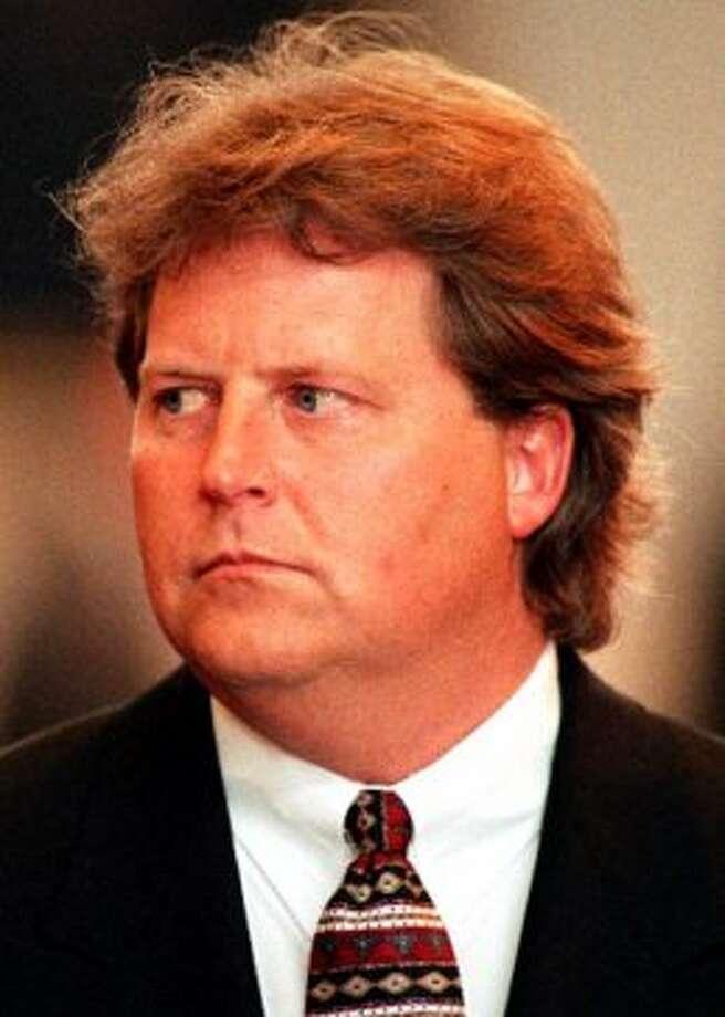 Paul Sadler (D) State Representative Dist. 8.  01/97  (AP)